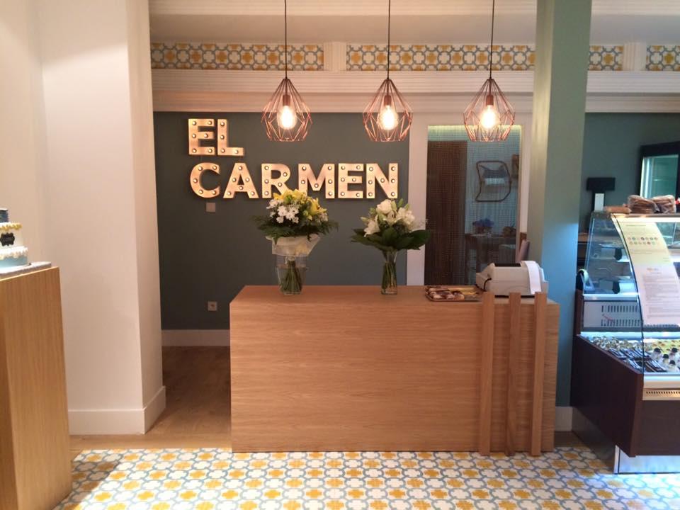 Pastelería El Carmen