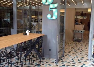 Restaurante J5 en Madrid
